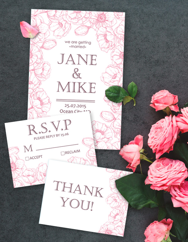 Wedding Invites Watford